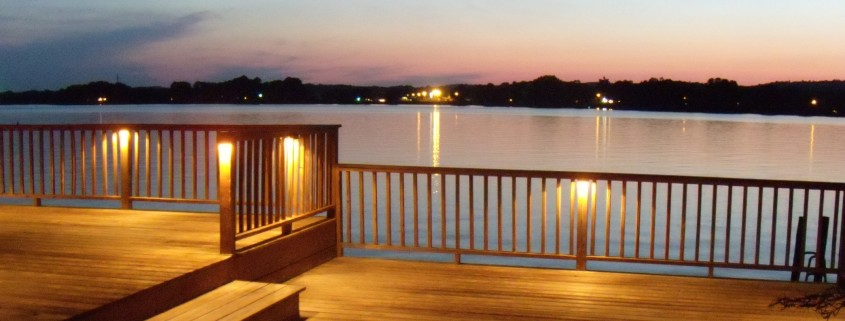 Huntersville Waterfront Homes NC