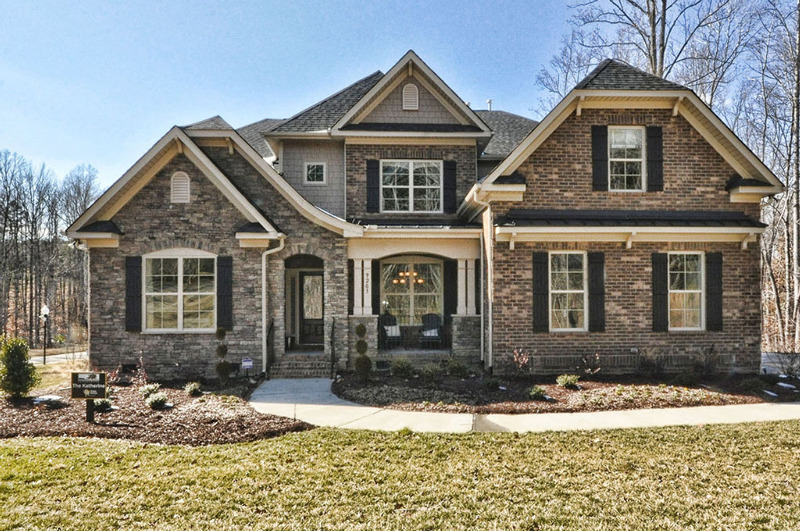 Shinnville ridge homes for sale in mooresville nc new for Building a house in nc