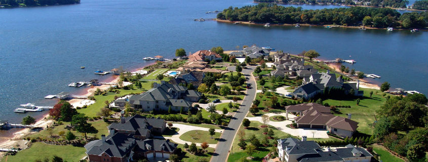 Lake-Norman-Waterfront-Homes-Mooresville-NC-North-Carolina